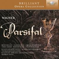 Cover-Bild zu Opera Collection. Parsifal