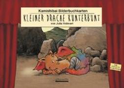 Cover-Bild zu Kamishibai Bilderbuchkarten 'Kleiner Drache Kunterbunt' von Volmert, Julia