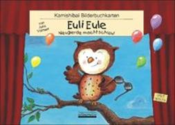 Cover-Bild zu Euli Eule - 12 Bilderbuchkarten fürs Kamishibai im DIN A3 Format! von Volmert, Julia