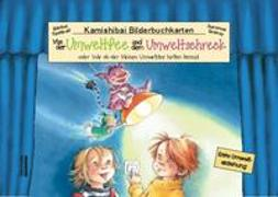 Cover-Bild zu Von der Umweltfee und dem Umweltschreck, Kamishibai-Bilderbuch-Karten von Spathelf, Bärbel