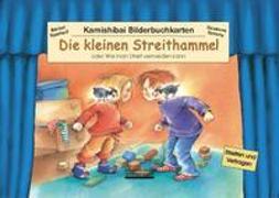 Cover-Bild zu Die kleinen Streithammel, Kamishibai-Bilderbuch-Karten von Spathelf, Bärbel