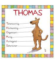 Cover-Bild zu Namenskalender Thomas