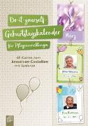 Cover-Bild zu Do-it-yourself-Geburtstagskalender für Pflegeeinrichtungen