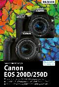 Cover-Bild zu Canon EOS 200D / 250D (eBook) von Sänger, Christian