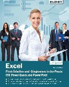 Cover-Bild zu Excel Pivot-Tabellen und -Diagramme in der Praxis: Mit Power Query und PowerPivot (eBook) von Baumeister, Inge