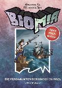 Cover-Bild zu BIOMIA - Abenteuer für Minecraft Spieler: #4 Die Verdammten der Knocheninsel (eBook) von Mehnert, Achim