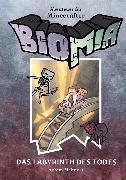 Cover-Bild zu BIOMIA - Abenteuer für Minecraft Spieler: #3 Das Labyrinth des Todes (eBook) von Mehnert, Achim