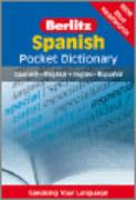 Cover-Bild zu Berlitz Pocket Dictionary Spanish