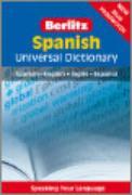 Cover-Bild zu Berlitz Universal Dictionary Spanish