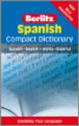 Cover-Bild zu Berlitz Compact Dictionary Spanish