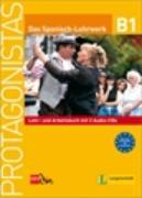 Cover-Bild zu Protagonistas B1. Lehr- und Arbeitsbuch
