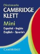 Cover-Bild zu Diccionario Cambridge Klett Mini Español-Inglés/English-Spanish