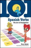 Cover-Bild zu 101 Spanish Verbs