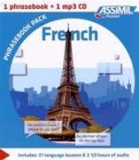 Cover-Bild zu Kit French (Phrasebook + 1 CD MP3): Phrasebook 1 3)LF-Learning French von Demontrond-Box, Estelle