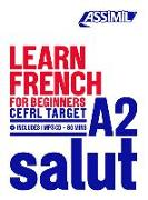 Cover-Bild zu Learn French: Self Study Method to Reach Cefrl Level A2 von Editors, Assimil (Hrsg.)