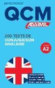 Cover-Bild zu QCM 200 TESTS DE CONJUGAISON ANGLAISE von Hanot, Valerie
