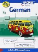 Cover-Bild zu PHRASEBK GERMAN von Schodel, Bettina