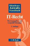 Cover-Bild zu Münchener Anwaltshandbuch IT-Recht von Leupold, Andreas (Hrsg.)