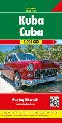 Cover-Bild zu Kuba, Autokarte 1:900.000. 1:900'000 von Freytag-Berndt und Artaria KG (Hrsg.)