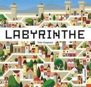 Cover-Bild zu Labyrinthe von Guignard, Théo