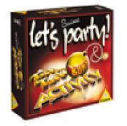 Cover-Bild zu Tick Tack Bumm Activity - Let's Party! Suisse