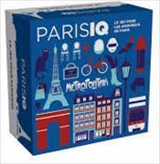 Cover-Bild zu ParisIQ