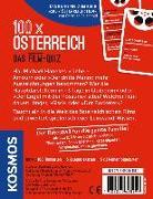 Cover-Bild zu 100 x Österreich