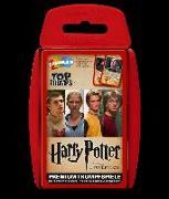 Cover-Bild zu Top Trumps - Harry Potter und der Feuerkelch