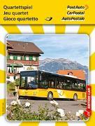 Cover-Bild zu PostAuto Quartettspiel
