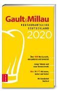 Cover-Bild zu Gault&Millau Restaurantguide Deutschland 2020