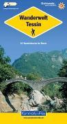 Cover-Bild zu Tessin Wanderwelt