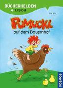Cover-Bild zu Pumuckl, Bücherhelden 1. Klasse, Pumuckl auf dem Bauernhof von Kaut, Ellis