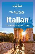 Cover-Bild zu Lonely Planet Fast Talk Italian