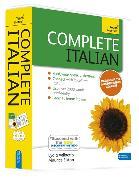 Cover-Bild zu Complete Italian Beginner to Intermediate Book and Audio Course