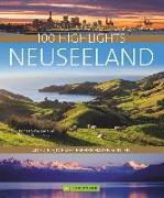 Cover-Bild zu 100 Highlights Neuseeland