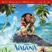 Cover-Bild zu Disney - Vaiana (Audio Download) von Bingenheimer, Gabriele