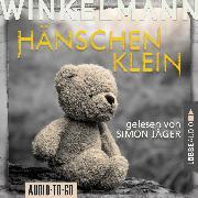 Cover-Bild zu Hänschen klein (Audio Download) von Winkelmann, Andreas