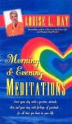 Cover-Bild zu Morning & Evening Meditations