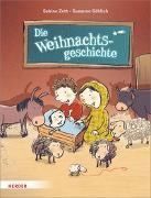 Cover-Bild zu Die Weihnachtsgeschichte von Zett, Sabine