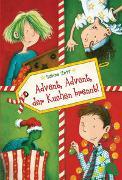 Cover-Bild zu Advent, Advent, der Kuchen brennt von Zett, Sabine