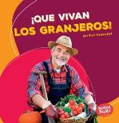 Cover-Bild zu ¡que Vivan Los Granjeros! (Hooray for Farmers!)