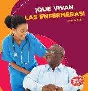 Cover-Bild zu ¡que Vivan Las Enfermeras! (Hooray for Nurses!)