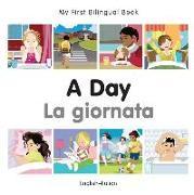 Cover-Bild zu My First Bilingual Book - A Day - Korean-english