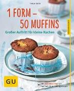 Cover-Bild zu 1 Form - 50 Muffins