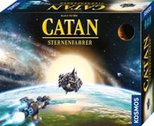 Cover-Bild zu Catan Sternenfahrer