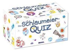 Cover-Bild zu Das Schlaumeier-Quiz