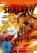 Cover-Bild zu Man nennt mich Shalako von Sean Connery (Schausp.)