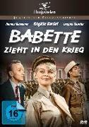 Cover-Bild zu Babette zieht in den Krieg von Brigitte Bardot (Schausp.)
