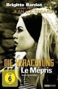 Cover-Bild zu Die Verachtung - Le Mépris. Digital Remastered von Godard, Jean-Luc (Prod.)
