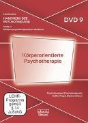 Cover-Bild zu Körperorientierte Therapie (DVD 9) von Fliegel, Steffen